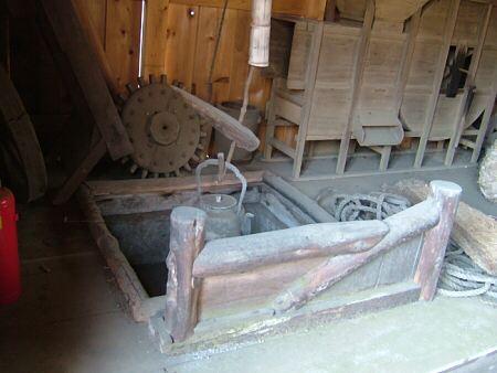 水車(囲炉裏)